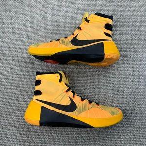 Nike hyperdunk 2015 basketball shoes.